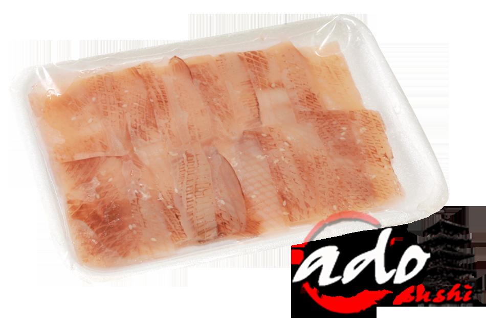 Frozen seafood ado sushi for Frozen fish for sushi